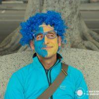 El carnaval de día de Santa Cruz de Tenerife, Canarias. El carnaval de la gente