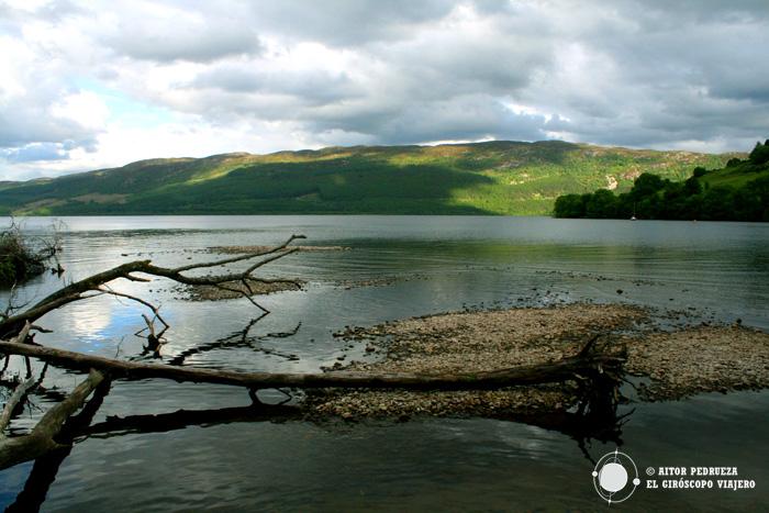"""El Lago Ness sin su """"monstruo"""""""