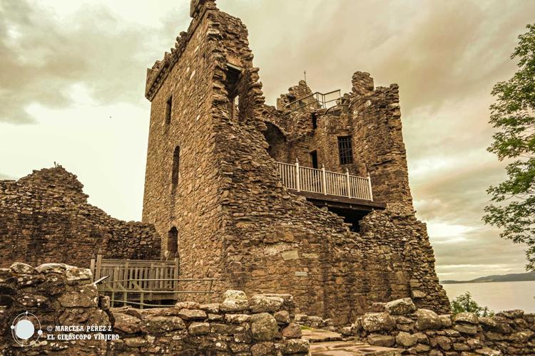 Torre del Castillo de Urquhart