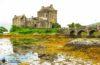 Eilean Donan, uno de los castillos más fotogénicos de Escocia
