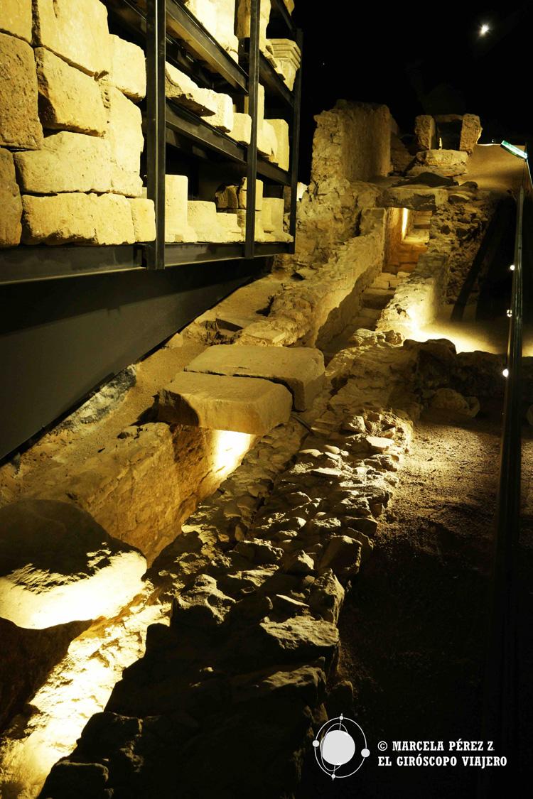 Alcantarillas romanas de Baetulo