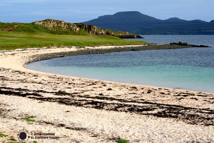 Coral Beach en Skye