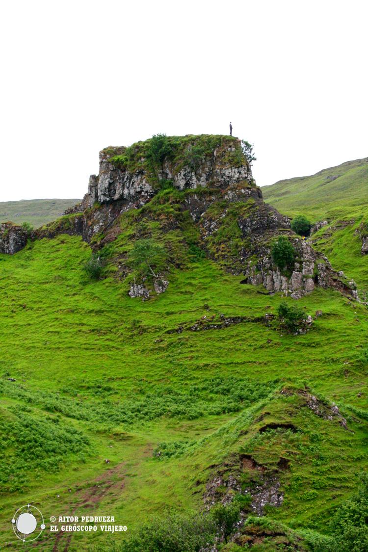 Fairy Glen, el Valle de las Hadas de Skye