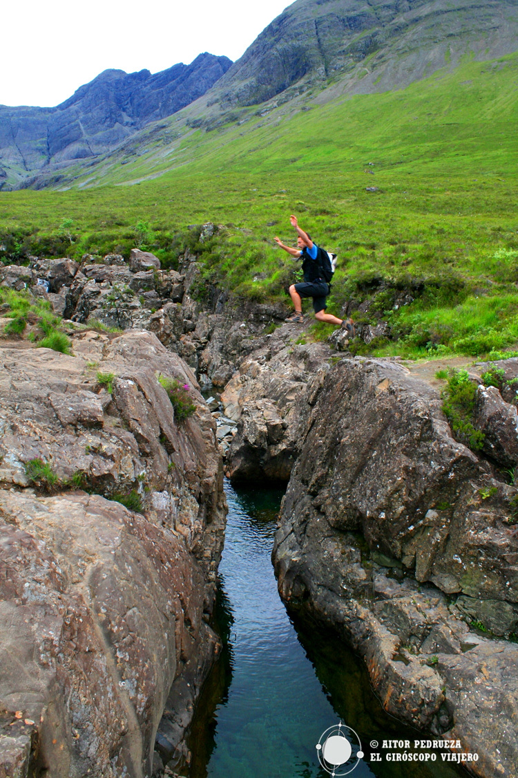 Fairy Pools, las pozas de las Hadas de Skye