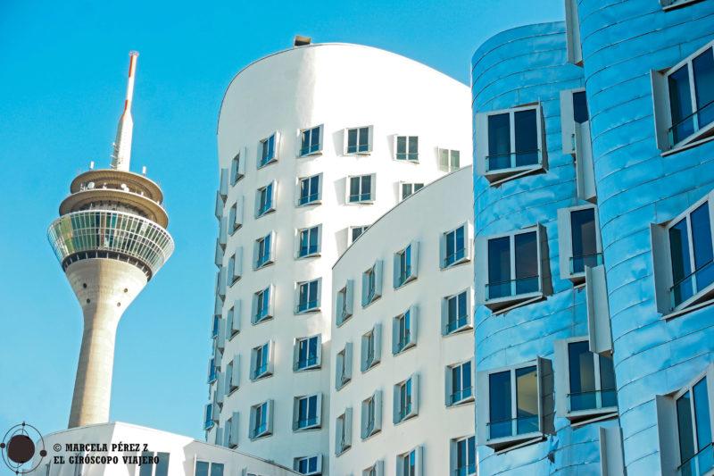 Arquitectura de Düsseldorf