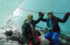 Una efímera cueva de hielo en el corazón del glaciar Vatnajökull. Islandia, tierra de hielo III