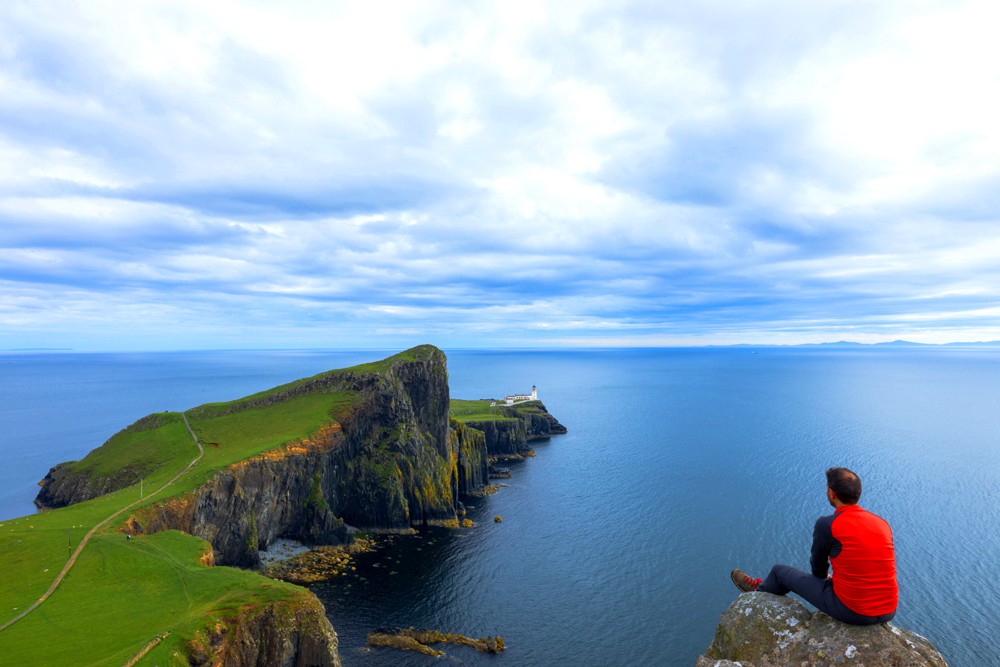 Vistas del Faro de Neist Point