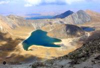 Excursión al Volcán del Nevado de Toluca