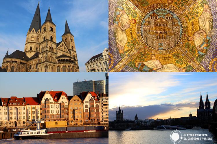 Atractivos turísticos de la región de Westfalia, Renania del Norte