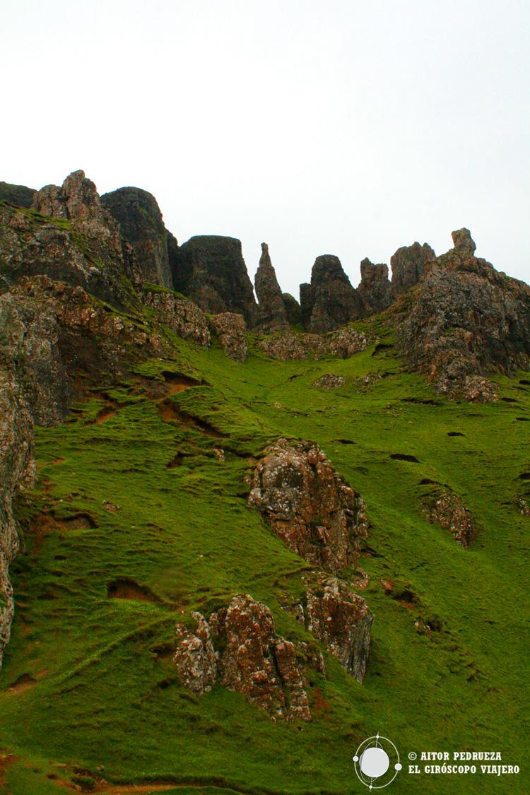 Vista desde The Quiraing