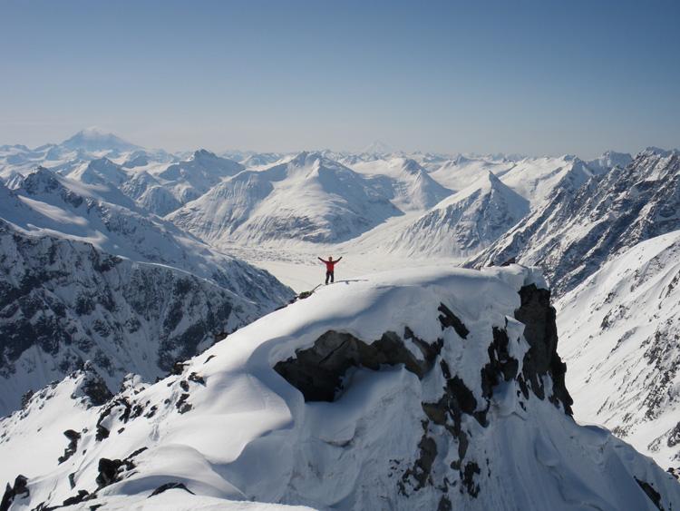 Trekking en Alaska. Viajes de montaña por todo el mundo