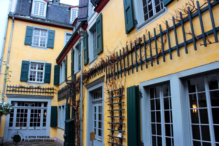 Casa natal de Beethoven