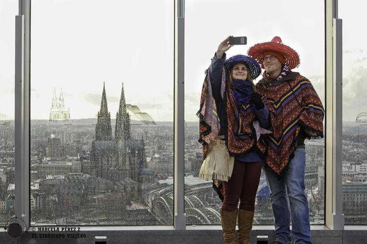 Mirador KölnTriangle en Colonia