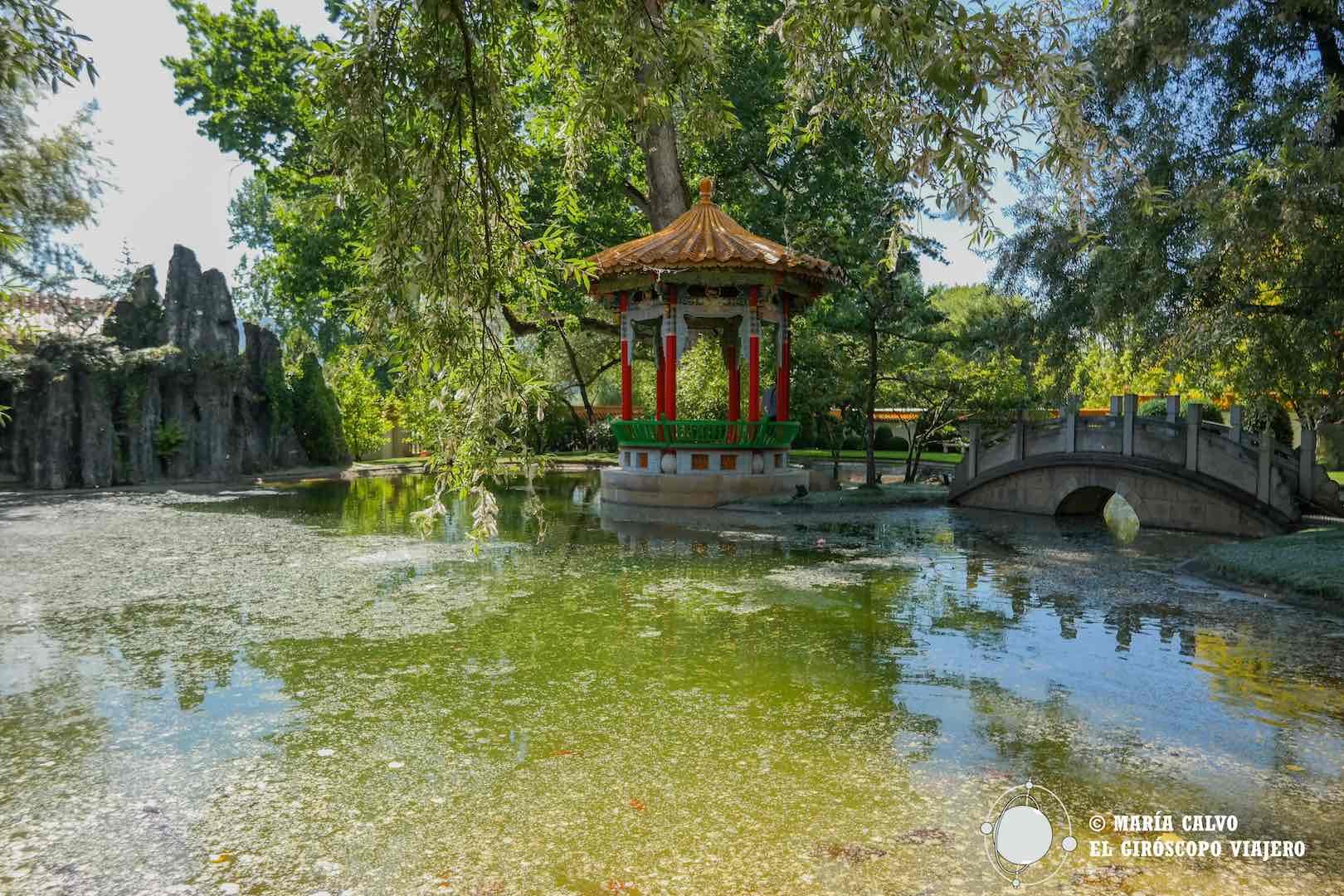 Un ins lito jard n chino en suiza el chinagarten de z rich for Chino el jardin