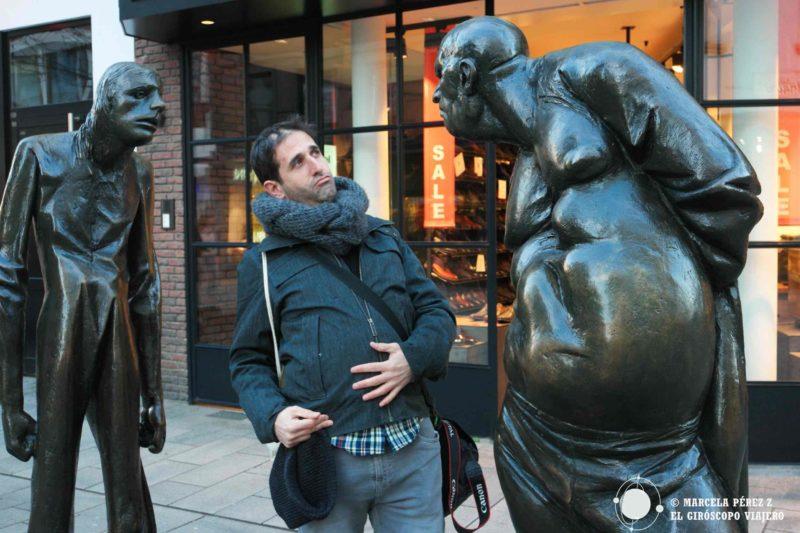 Estatuas en Düsseldorf