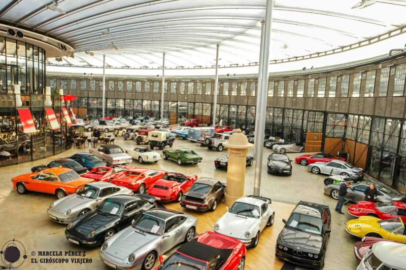 """Impresionante muestra de coches clásicos en el """"Classic Remisse"""" de Düsseldorf"""
