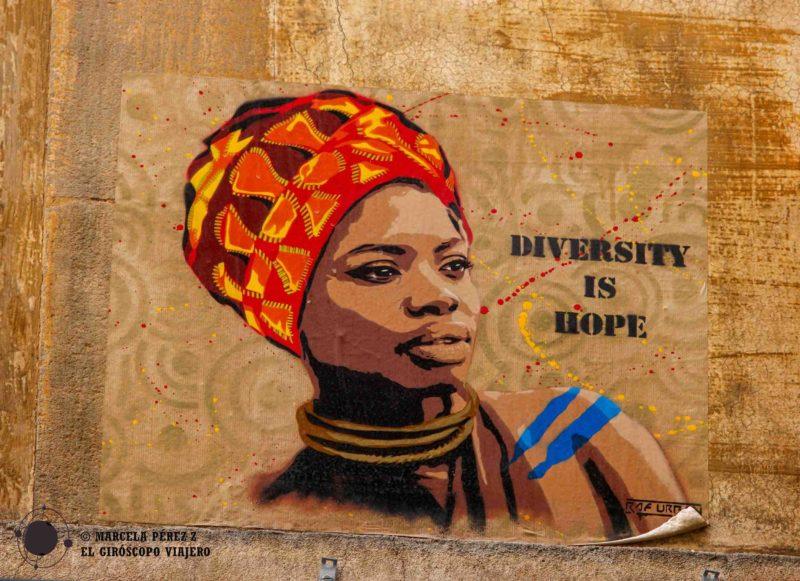 El graffiti como propuesta para generar conciencia social