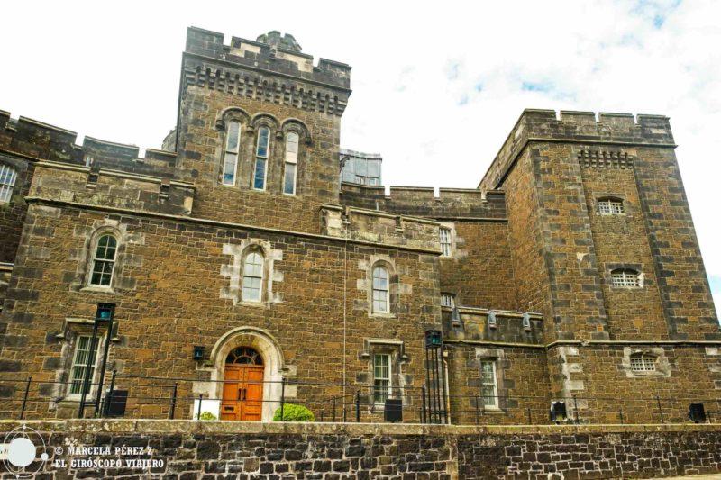 Antigua Prisión de Stirling ©Marcela Pérez Z.