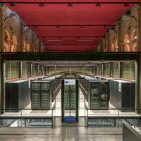 Visita al Centro Nacional de Supercomputación de Barcelona BSC y el superordenador Mare Nostrum 4