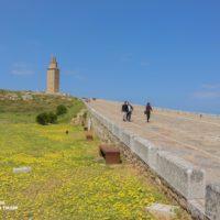 De faros romanos en Galicia: la Torre de Hércules de A Coruña