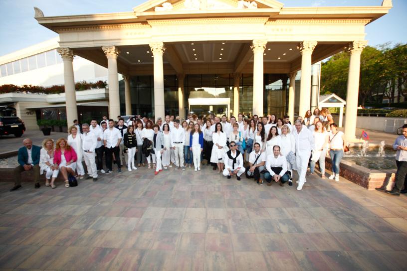 El Grupo del Fam Trip de Costa Daurada Life