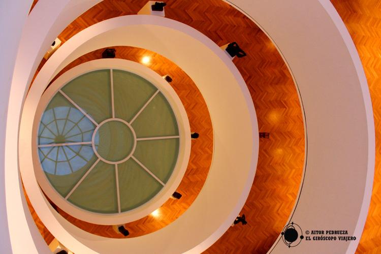 Galéria Nedbalka, un edificio curioso