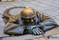 Bratislava, la bella capital de Eslovaquia