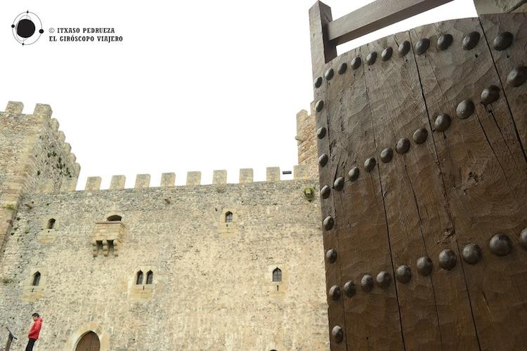 Castillo de Argüeso en Cantabria