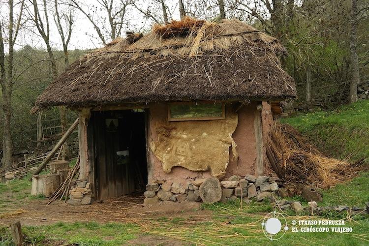 Casa del poblado de Argüeso
