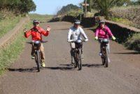 Ruta en bicicleta eléctrica por El Hierro. Hechizados por la primavera canaria