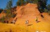 Lugares extraordinarios en la Provenza II. El Sendero de los Ocres de Roussillon