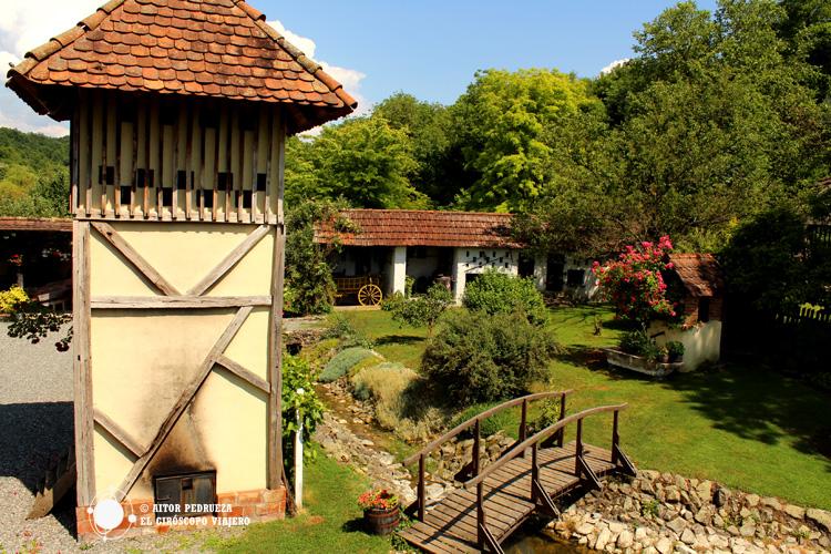 El pueblo etnográfico de Stara Kapela
