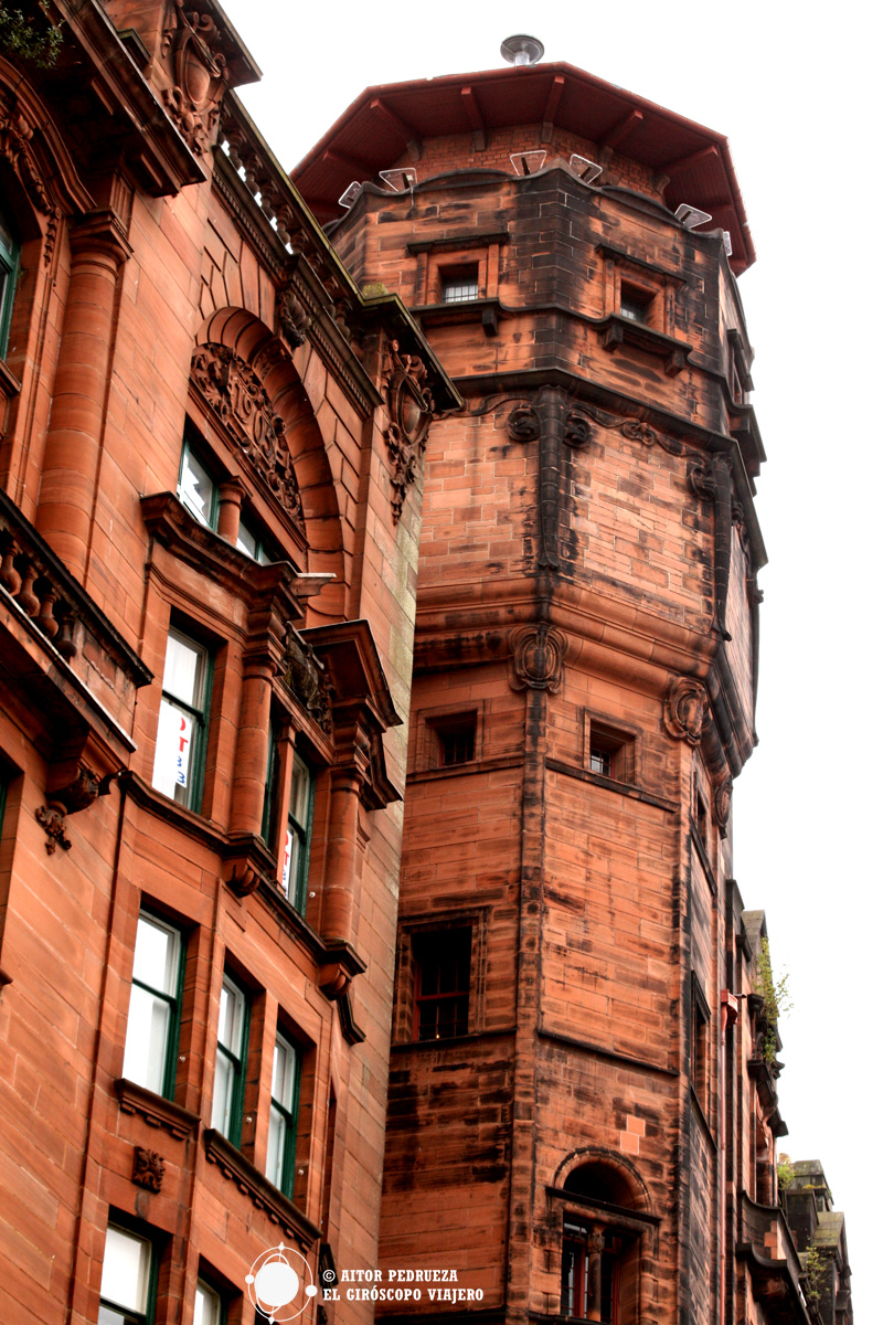 Edificio Lihgthouse en Glasgow