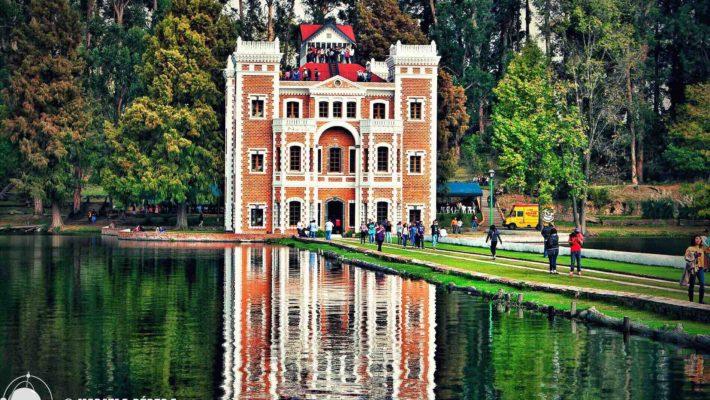 Ex Hacienda de Chautla de Puebla: Reflejos de una ensoñación