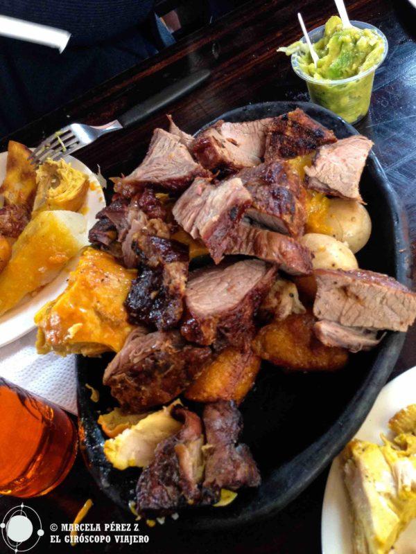 Bandeja de carnes asadas ¿A qué abre el apetito?