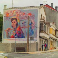 DesOrdes Creativas, Festival de arte urbano en Ordes, Galicia. Democratizando el arte