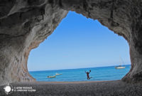 Las bellas playas de Cala Gonone en barco. Cala Luna, Cala Goloritzè  y muchas más