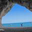 Excursión a las playas de Cala Gonone en barco. Cala Luna, Cala Goloritzè