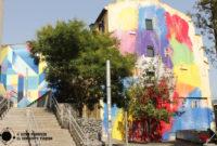Ruta de los murales por Bilbao. El Street Art pinta la ciudad con Graffitis