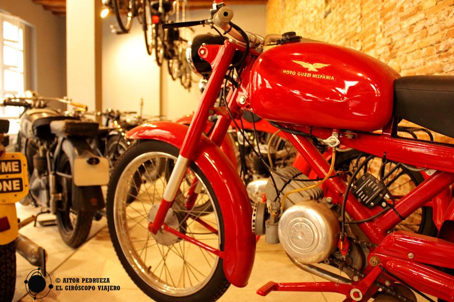 Motos clásicas del Museo Retro de Barcelona