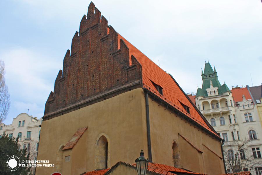 Sinagoga Vieja - Nueva de Praga