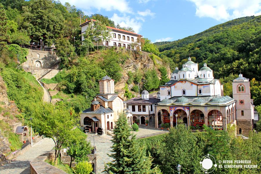 Monasterio de San Joaquín de Osogovo