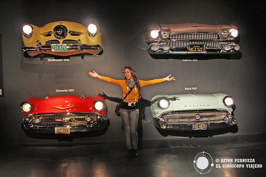 El fascinante Museo del Automóvil de Turín