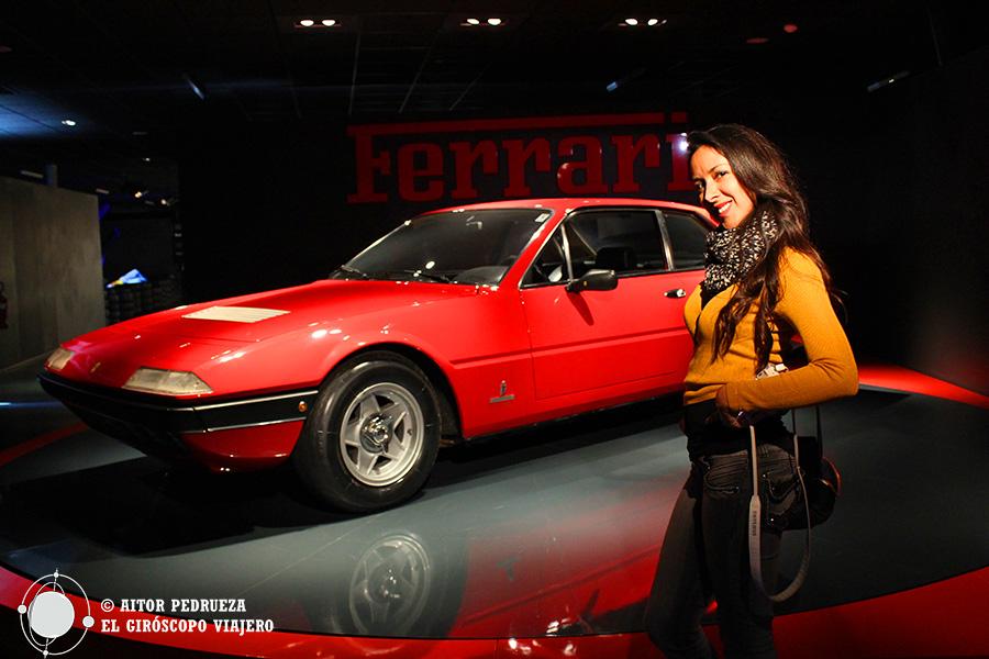 Bienvenidos al Museo del automóvil de Turín