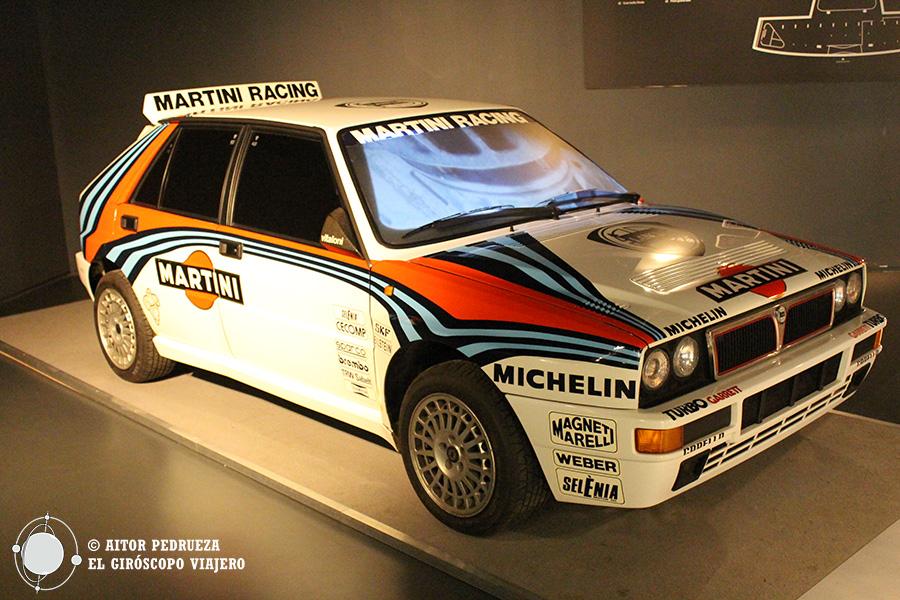 Lancia Delta, uno de los mejores coches de Rally