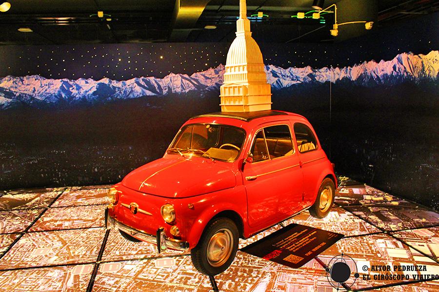 Fiat y su peso en la ciudad de Turín