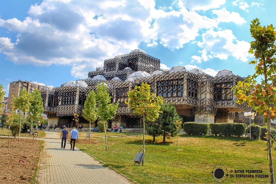 Biblioteca Nacional de Kosovo