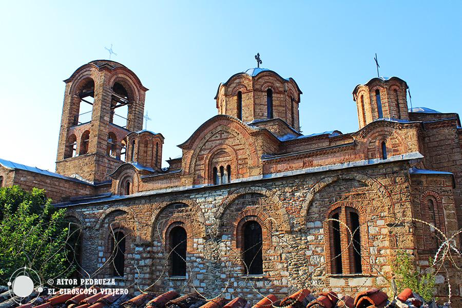 Iglesia de Nuestra Señora de Ljeviš en Prizren