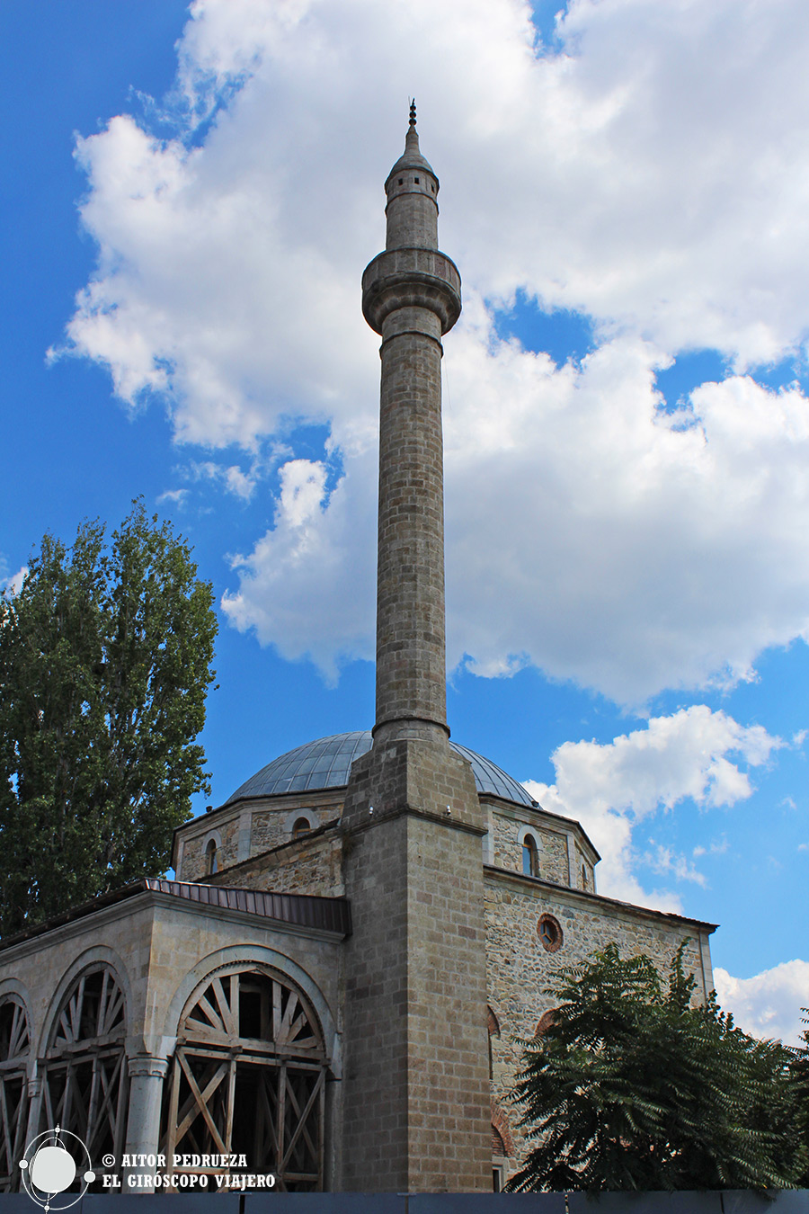 Mezquita imperial de Pristina
