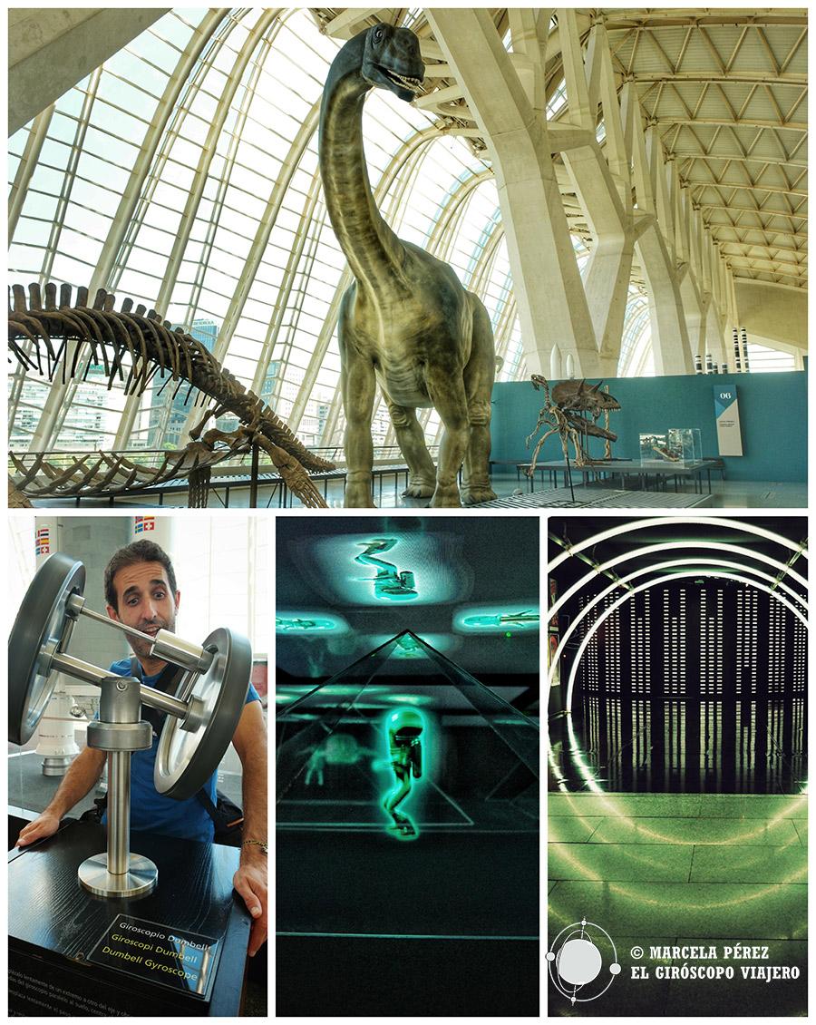 Visita al Museo de las Ciencias de Valencia